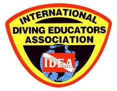 Logo of IDEA International Diving Educators Association