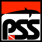 Logo for PSS - Professional Scuba Schools training agency