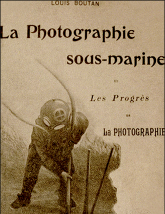 The first underwater photography book