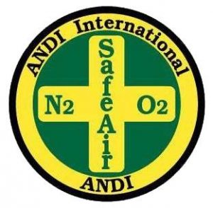 Logo of ANDI - Association of Nitrox Divers Inc.