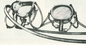 Photo of Ohgushi Peerless Respirator from 1918