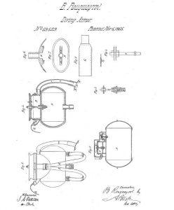 Benoit Rouquayrol US Patent No US59529