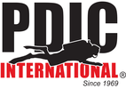 Logo of PDIC - Professional Diving Instructors Corporation